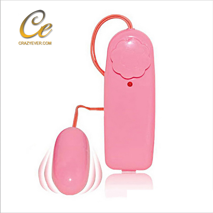 Mini soft jump strong power vagina orgasm vibrator eggs sex toy for woman