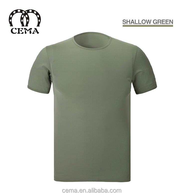 Hot selling top quality 100% cotton t-shirt for men