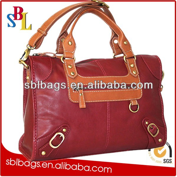Leather bags in dubai&men leather sling bags&leather bags manufacturing companies SBL-5277