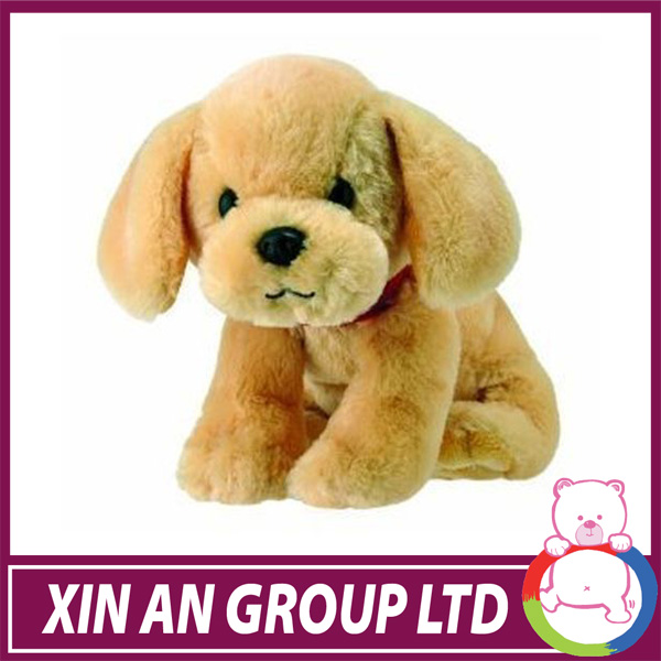 2014 hot sale toy good quality battery operated stuffed dog toy