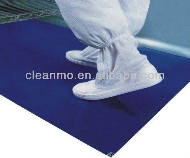 "24""x45""Strong Adhesive Coating Antimicrobial Hospital Floor Sticky Mats ( J )"