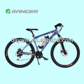 2014 new designed 36V 10AH electric mountain bike with Pedals/throttle bar
