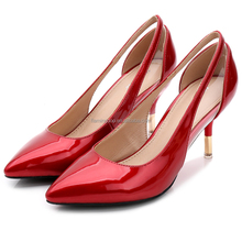 FLAMINGO 2016 LATEST ODM OEM beautiful fashion women ladies pumps shoes