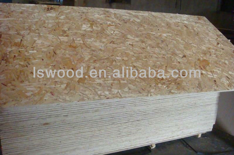 waterproof osb board,25mm osb,laminated osb board