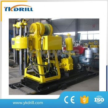 Portable water well drilling machine for sale XY-5