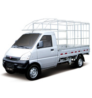 cost efficient flexible control system Single-cab pickup cargo truck