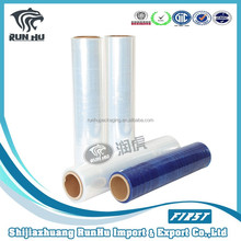 China Wholesale Hand Stretch Plastic Film Shrink Pallet Wrap