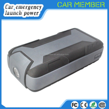 CAR MEMBER Portable Auto eps 15000mah Intelligent 12V lithium dry charged car battery