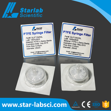 Sterile 25mm 0.22um cellulose nitrate filters