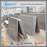 304/316 401 abrasion resistant stainless steel plate