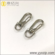 Latest modeling D ring hook/ key buckle hook and loop belt buckle