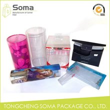 Low price top sell plastic boxes with crease
