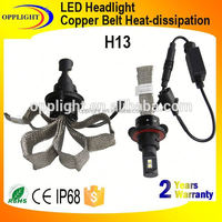 Motorbike Headlights Led Led Headlights Automobile