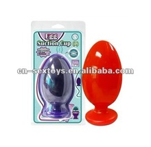 2012 New Strongly Suction Cup Big Eggs Adult Sex Toy for Woman16089-3