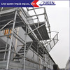 China Scaffolding Manufacturers Layher Ring Lock System