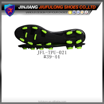 TPU Outsole Material for Shoe Making Football Shoe Outsole
