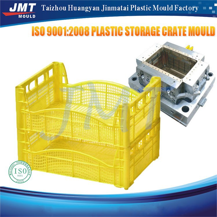 Strict production standards bread crate mould