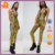 customize fashionable pattern ladies jumpsuit,sexy sequin party summer jumpsuits for women