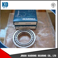 japan brand tapered roller KOYO bearing 30218JR 30219 30210 30211 30212 roller bearing