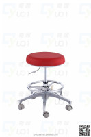 Adjustable Height Lab Stool