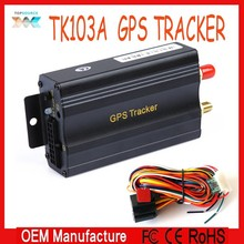 2015 new arrival Vehicle GPS Tracker TK103A with Android & IOS app ,web tracking platform and PC software for realtime tracking