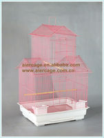 Aier bird cages wire folding