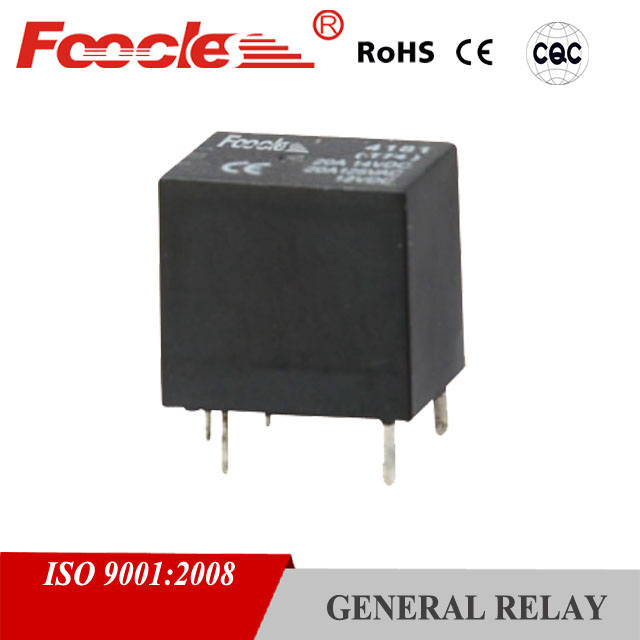 small car relay t78 12v a type 4 pins jqc-t78-dc12v-a