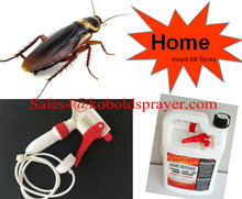 KOBOLD Home and Garden insect control Fly Repellent Sprayer
