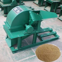 Labor-saving full automatic wood tree branch crusher / wood flour grinder machine