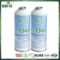GAFLE/OEM High Purity Car R134a for Air Condition Environmental Friendly Refrigerant Gas