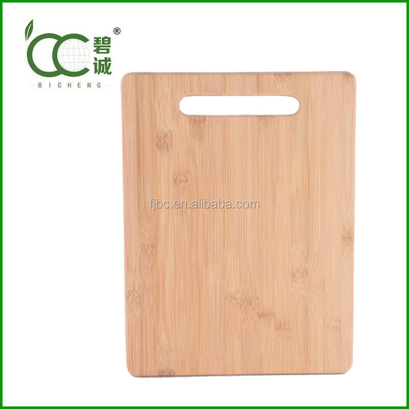 Custom Rectangle Acacia Wooden Fish Vegetable Bamboo Cutting Board With Weight Wholesale