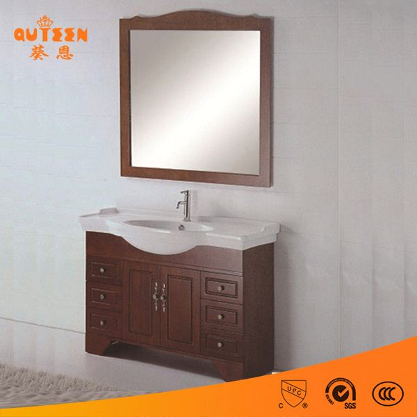 JR-0018W shimmer lights shampoo bathroom cabinet bathroom vanity cabinet