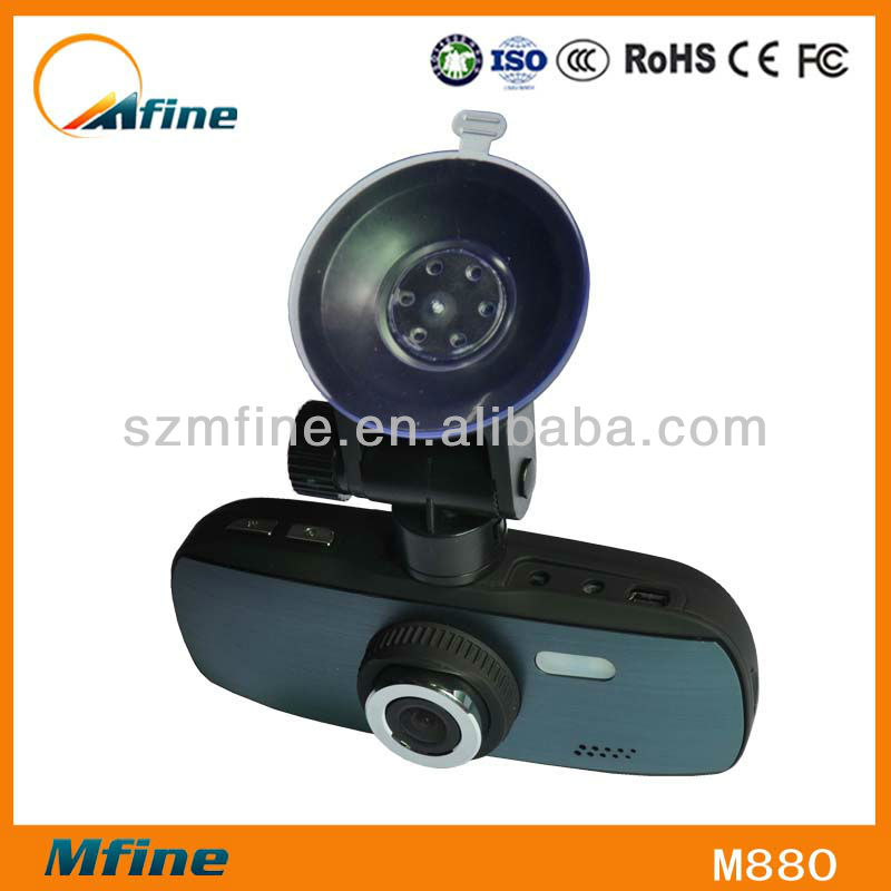 "G1w 2.7"" LCD car driving video recorder hd car dvr manual full hd 1080p from car camera manufacturers"