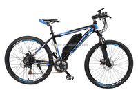 electric mountain bike with lithiuim battery