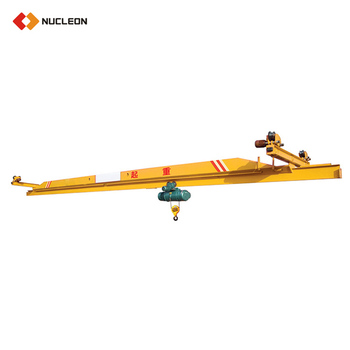 LDA Warehouse Single Girder Steel Mill Crane