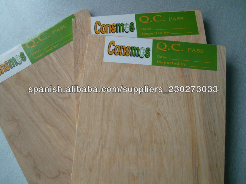 China triplay plywood madera contrachapada tablero - Madera contrachapada precio ...