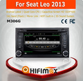 HIFIMAX Android 4.4.4 touch screen car radio for Seat Leon 2013 car dvd player