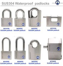 MOK locks W71/60WF 50mm 60mm 70mm super weatherproof best padlock padlock brands with key alike , key differ , master key