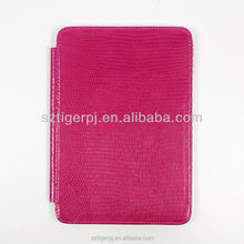 2015 Newest flip leather cases and cover for ipad air with hot sale