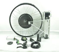 front rear wheel electric bike kit 36V 48V 250 W 350 W 500W 750w 1000 watt electric wheel hub motor