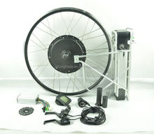 front rear wheel electric bike kit 36V 48V 250 W 350 W 500W 1000 watt electric wheel hub motor