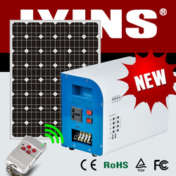 1kw off grid solar system for home solar energy system price 1kw home solar power system