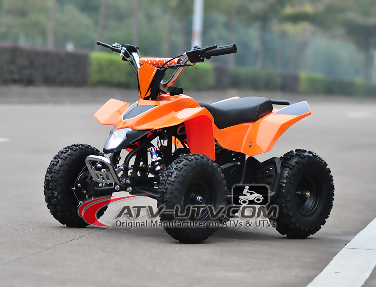 China Import 49CC Kids Gas Powered Mini ATV
