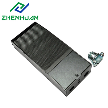 ZH-DV60U12-KT 60W 12VDC voltage dimmable class 2 led driver with aluminum enclosure UL listed