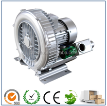 2.2kw single phase side channel air blower for car wash