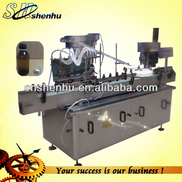 automatic liquid filling machine / bottle filling machine / filling line