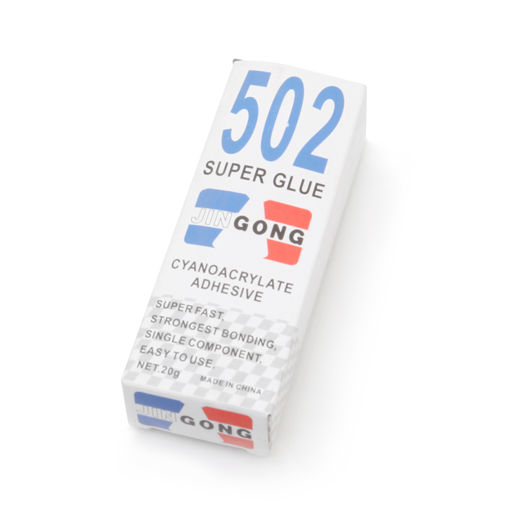 20g plastic bottle extra strong 502 super glue