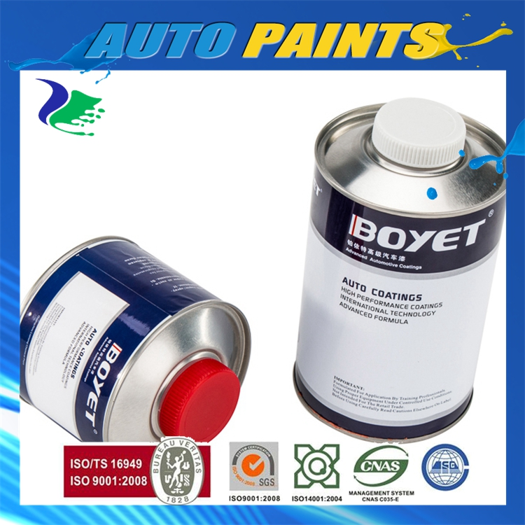Oem Production Polyester For Car Putty