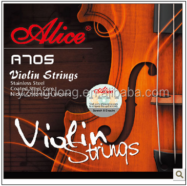 Alice violin string A705