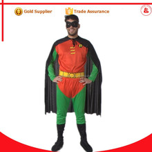 carnival sexy robin gay men costumes super hero costume cosplay party costume